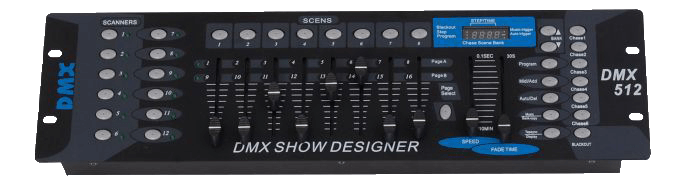Buy DMX-controller