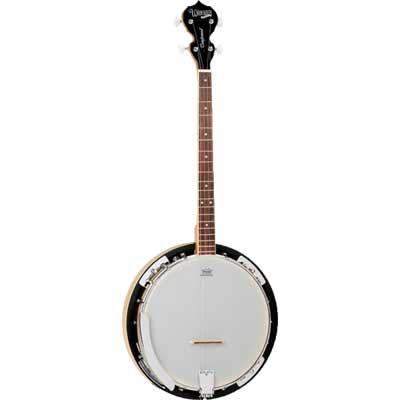 4-strängad banjo