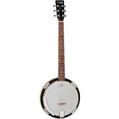 6-strängad banjo