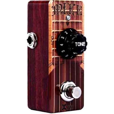 Effektpedal till akustisk gitarr