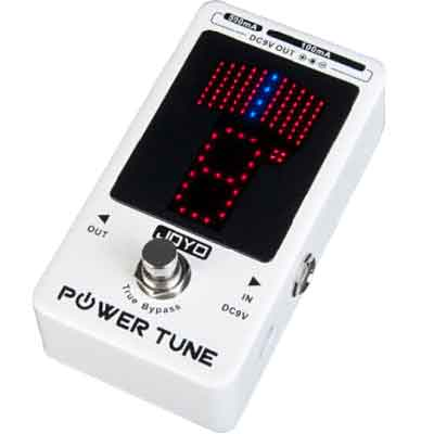 Pedal tuner