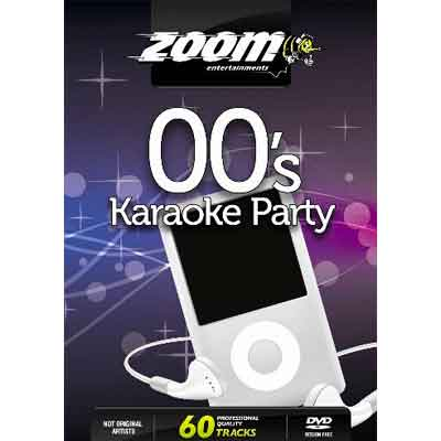 Karaoke-DVD:er