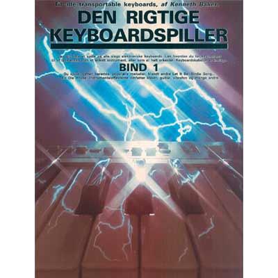 Keyboardnoter & DVD:er