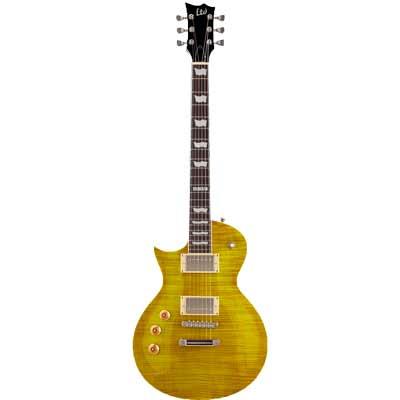 Vänsterhänt gitarr